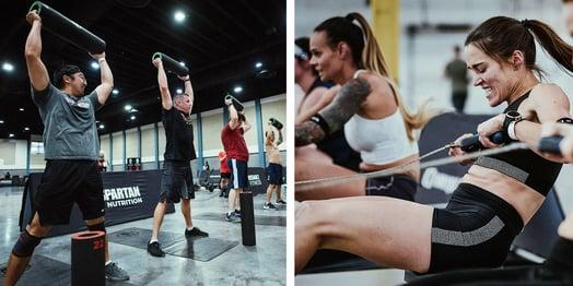 Spartan DEKA FIT workout