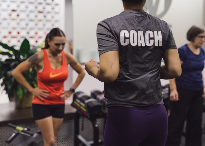 Myzone equips coaches to succeed