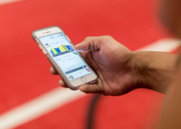 Myzone fitness tracker app