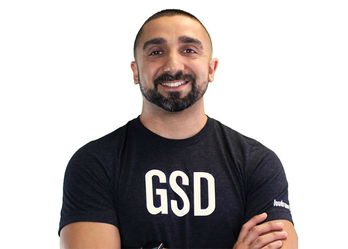 Mike Arce, host of The GSD Show