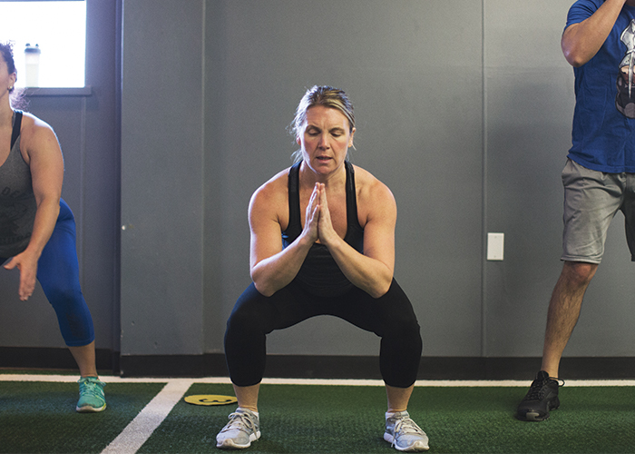 Tabata Interval Training with MYZONE