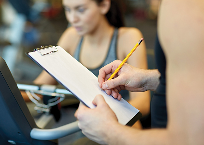 plan heart rate circuit training with MYZONE