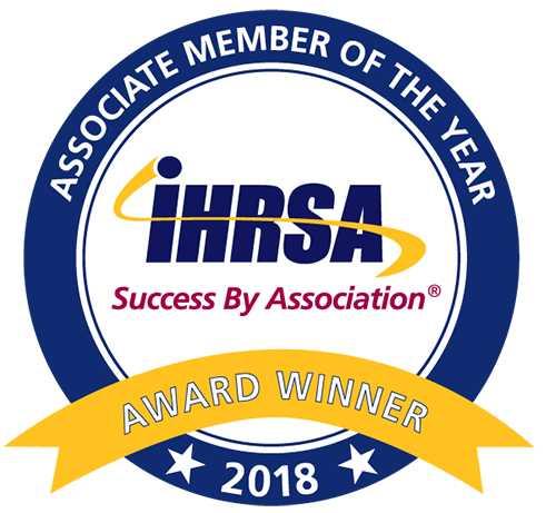 Associate Member of the Year Award Winner 2018 logo