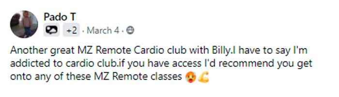 Pado Cardio Club
