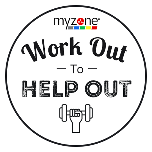 Work Out To Help Out Logo